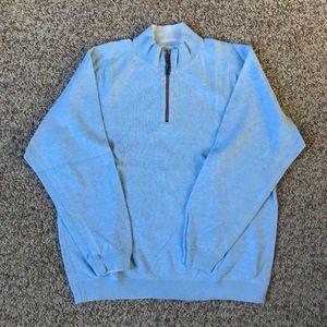 Tommy Bahama Men's Reversible Half-Zip Pullover